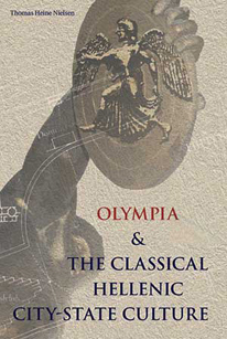 Olympia & The Classical Hellenic  City-State Culture. Bogomslag: Henrik Maribo Pedersen