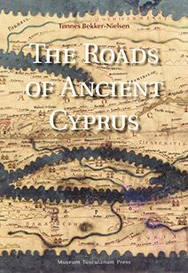 The Roads of Ancient Cyprus. Bogomslag: Henrik Maribo Pedersen